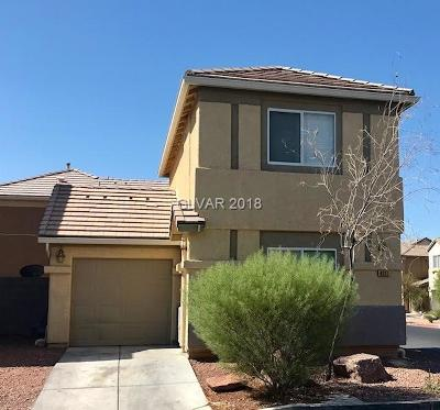 LAS VEGAS Single Family Home For Sale: 4717 Pinon Pointe Road