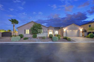 Las Vegas NV Single Family Home For Sale: $749,900