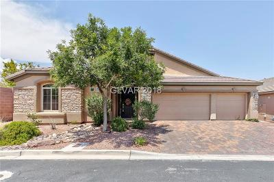 Las Vegas Single Family Home For Sale: 9994 Nike Way