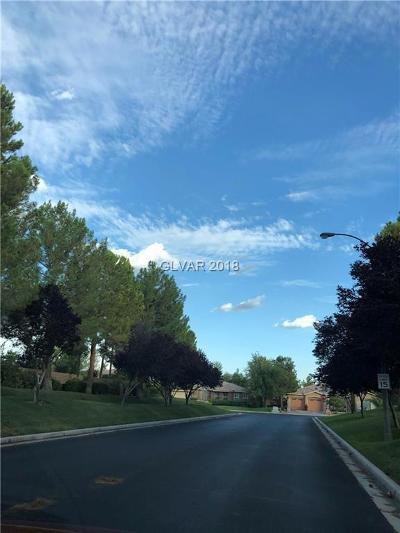Las Vegas Single Family Home For Sale: 10848 Bramante Drive