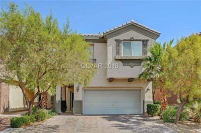 Las Vegas Single Family Home Under Contract - No Show: 348 Trailing Putt Way