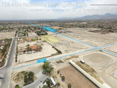 Las Vegas Residential Lots & Land For Sale: 2 Horse Drive