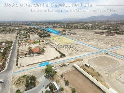 Las Vegas Residential Lots & Land For Sale: 3 Horse Dr