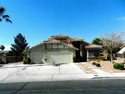 Las Vegas NV Single Family Home Under Contract - No Show: $290,000