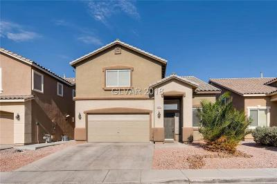 North Las Vegas Single Family Home For Sale: 6317 Sereno Springs Street