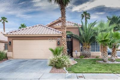 Las Vegas NV Single Family Home For Sale: $285,000