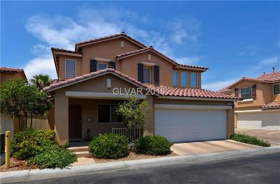 Las Vegas Single Family Home For Sale: 8137 Finch Feather Street