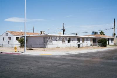 Las Vegas Multi Family Home For Sale: 704 Adams Avenue