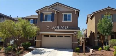 Las Vegas Single Family Home For Sale: 10225 Gibson Isle Drive