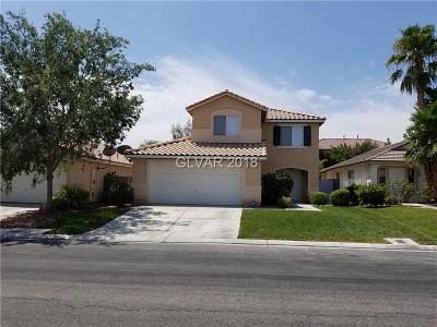 Las Vegas Single Family Home For Sale: 431 Delamere Way
