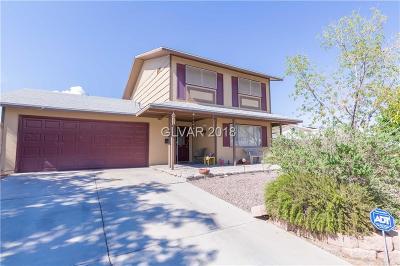 Las Vegas Single Family Home For Sale: 4102 Seattle Avenue