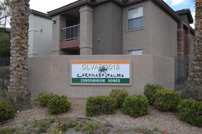 Henderson, Las Vegas, North Las Vegas Rental For Rent: 8000 Badura Avenue #2004