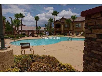 Henderson, Las Vegas, North Las Vegas Rental For Rent: 8250 North Grand Canyon Drive #1109