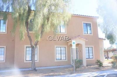 Henderson, Las Vegas, North Las Vegas Rental For Rent: 2191 Hussium Hills Street #204