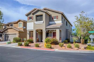 Las Vegas Single Family Home For Sale: 8428 Teton Crest Place