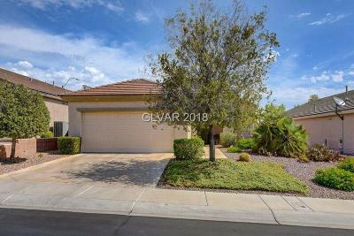 Clark County Single Family Home For Sale: 2174 Tiger Links Drive
