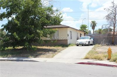 Las Vegas Single Family Home Under Contract - Show: 5251 Berwyn Circle