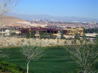 Clark County Residential Lots & Land For Sale: 70 Golf Estates Drive