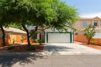Las Vegas Single Family Home For Sale: 4316 Cottontail Lane