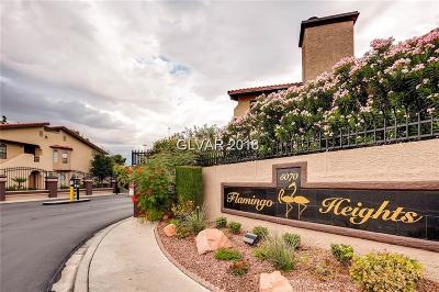 Clark County Condo/Townhouse For Sale: 4083 Nook Way #D