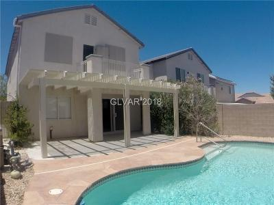 Las Vegas Single Family Home For Sale: 7036 Azure Beach Street
