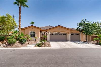Las Vegas Single Family Home For Sale: 7609 Lumberjack