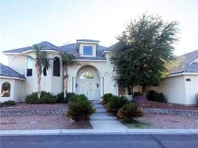 Logandale NV Single Family Home For Sale: $489,900