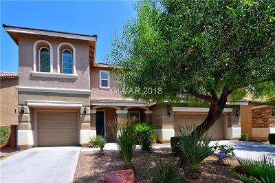 North Las Vegas Single Family Home For Sale: 1008 Robust Avenue