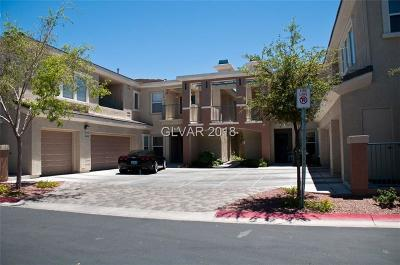 Las Vegas Condo/Townhouse For Sale: 10711 Pappas Lane #102