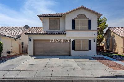 Las Vegas Single Family Home For Sale: 6233 Apple Orchard Drive