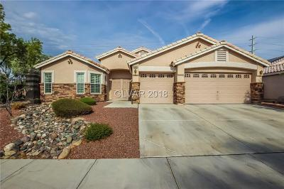 North Las Vegas Single Family Home For Sale: 6233 Double Oak Street