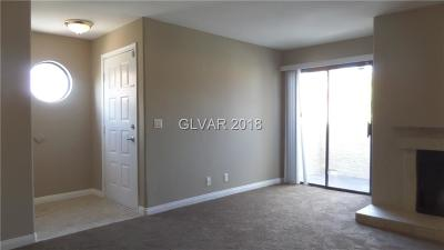 Las Vegas Condo/Townhouse For Sale: 2964 Juniper Hills Boulevard #201