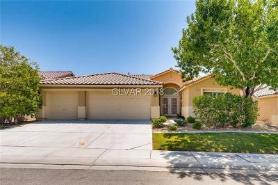 North Las Vegas Single Family Home For Sale: 5836 Buena Tierra Street