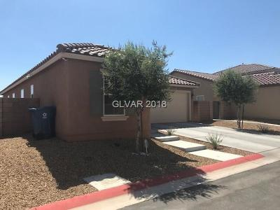 Las Vegas Single Family Home Under Contract - No Show: 10310 Sipple Street