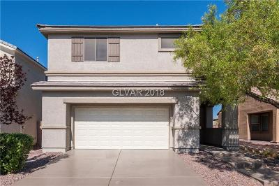 North Las Vegas NV Single Family Home Under Contract - No Show: $287,000