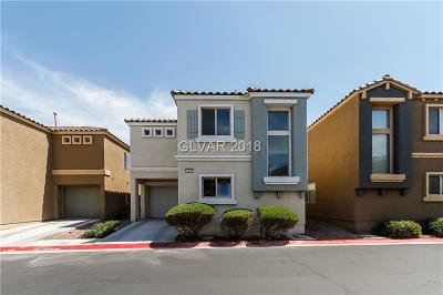 Las Vegas NV Single Family Home Under Contract - No Show: $201,000