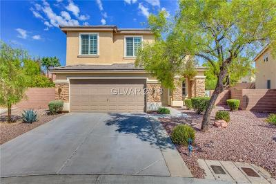 Las Vegas NV Single Family Home Under Contract - No Show: $446,000