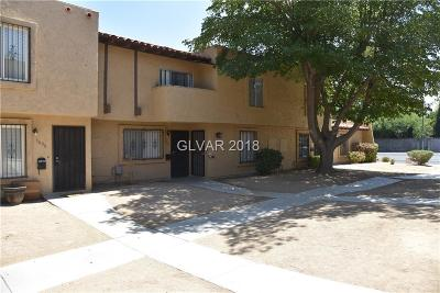 Las Vegas Condo/Townhouse For Sale: 5604 Lake Mead Boulevard