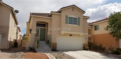 North Las Vegas Rental For Rent: 4511 Grotto Court