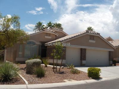 Las Vegas Single Family Home For Sale: 2105 Starline Meadow Place