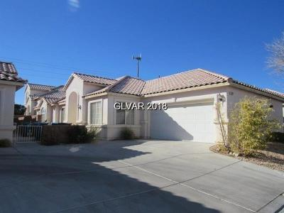 Clark County Single Family Home For Sale: 2609 Rimpacific Circle