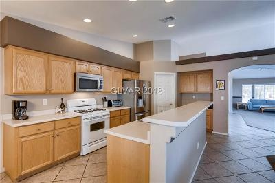 Las Vegas Single Family Home For Sale: 6101 Ocho Rios Street