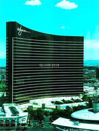 Las Vegas High Rise For Sale: 2000 Fashion Show Drive #3909