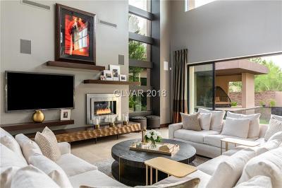 Clark County Single Family Home For Sale: 6776 Agave Azul Court