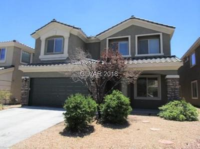 Las Vegas Single Family Home For Sale: 73 Back Spin Court