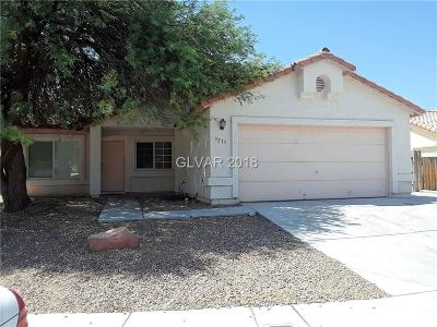 NORTH LAS VEGAS Single Family Home For Sale: 3213 Wembley Court