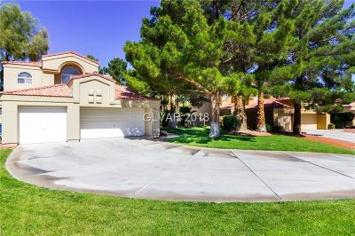 Single Family Home For Sale: 5201 Painted Sands Circle