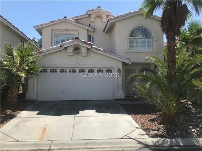 Las Vegas NV Single Family Home For Sale: $298,888