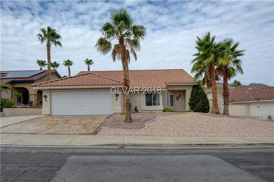 HENDERSON Single Family Home For Sale: 855 Woodtack Cove Way