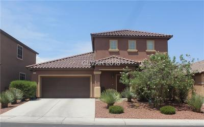 North Las Vegas Single Family Home For Sale: 220 Buck Ranch Avenue